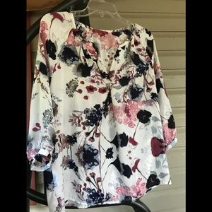 Rose&Thyme blouse